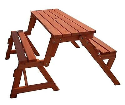 Merry Products Garden Interchangeable Picnic Table and Garden... , Free Shipping