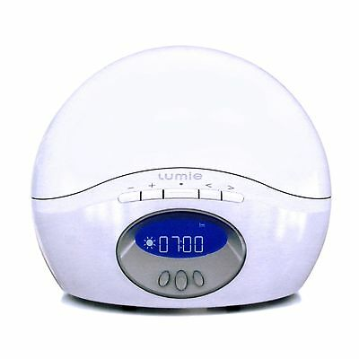 Lumie Body Clock Active 250 Dawn Simulator Alarm Clock with F... , Free Shipping