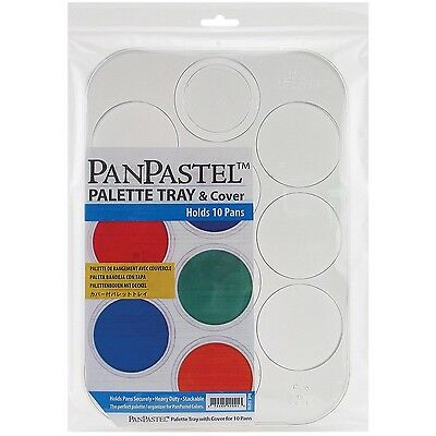 Armadillo Art & Craft PanPastel 10 Cavity Palette Tray , Free Shipping