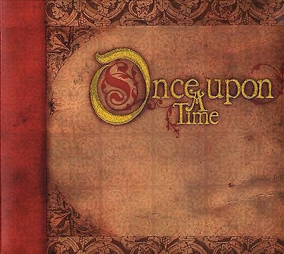 Diecuts With A View 12 by 12 Once Upon A Time Postbound Album... , Free Shipping