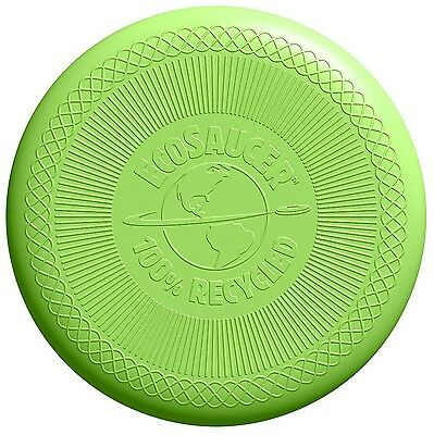 Green Toys EcoSaucer Flying Disc New