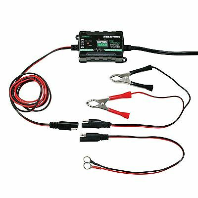 Extreme Max Products-1229.4000 6V/12V Battery Charger/Maintainer New