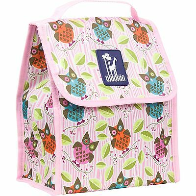 Wildkin Owls Munch N Lunch Bag New