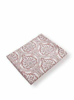 Stylemaster Renaissance Home Fashion Santorini Printed Bedspread King Coral New