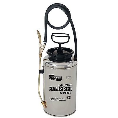 Chapin Industrial 2-Gallon Stainless Sprayer 1739 New