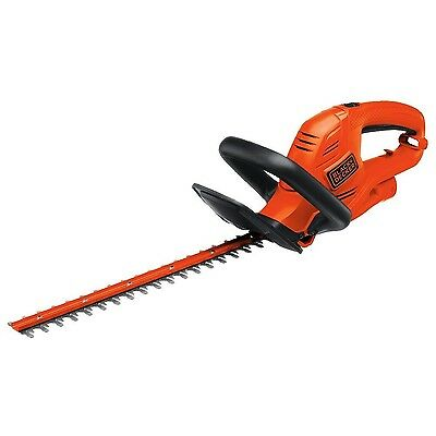 BLACK + DECKER HT18 18-Inch Hedge Trimmer New