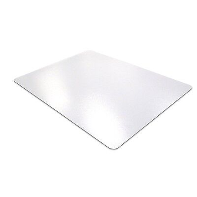 Floortex Unomat Polycarbonate Anti-Slip Mat for Hard Floors and Very Low ... New