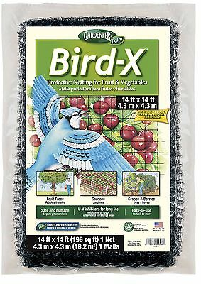 Dalen Products BN2 14-Foot by 14-Bird-X Net 3/4-Inch Mesh 1Pack New