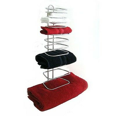 Taymor Hotel Four Guest Towel Holders Chrome New