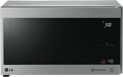 NEW LG MS2596OS 25L 1000W Stainless Steel Microwave