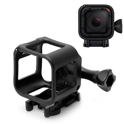 Low Profile Frame Housing Case Cover Mount Holder for GoPro Hero 4 Session New
