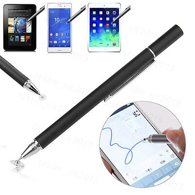 Thin Capactive Touch Screen Pen Stylus For iPhone 7 Plus iPad Samsung S7 S8 Edge