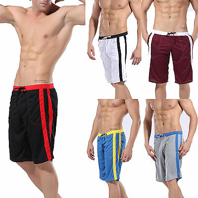 Basketball Hose Herren Breathe Sport Fitness  Shorts Running Loose Fit Trousers