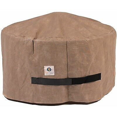 Vivere Duck Covers - MFPR3620 - Round Fire Pit Cover 36-Inch New
