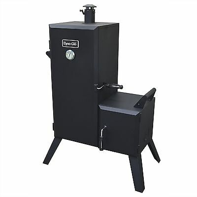 Dyna-Glo DGO1176BDC-D Charcoal Offset Smoker New
