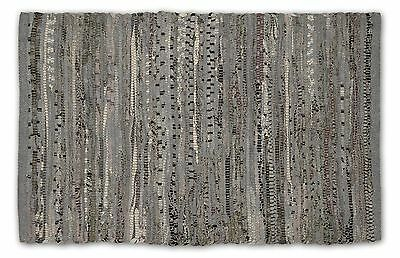 DII Home Essentials Rag Rug for Kitchen Bathroom Entry Way Laundry Room a... New