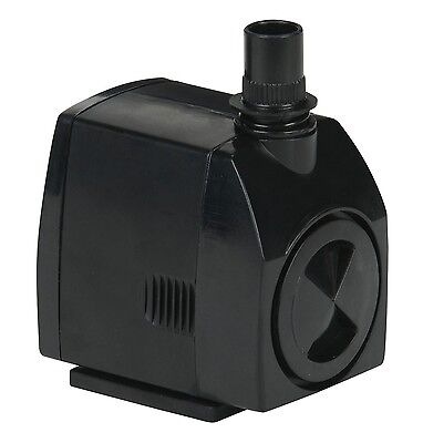 Little Giant 566717 290 GPH Submersible Magnetic Drive Statuary Fountain ... New