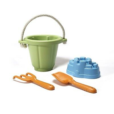 Green Toys Sand Play Set - Green Standard Packaging New