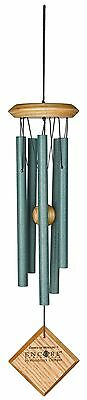 Woodstock Chimes Encore Collection Verdigris Chimes of Mercury Windchime New