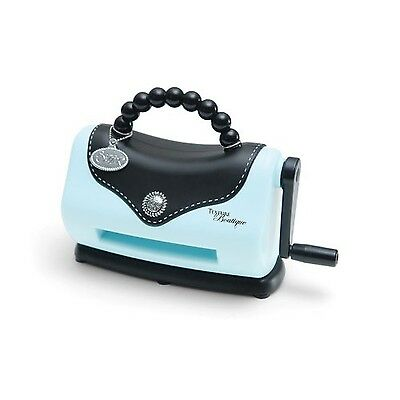 Sizzix Texture Boutique Embossing Machine New