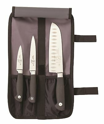 Mercer Culinary 4-Piece Forged Starter Set New