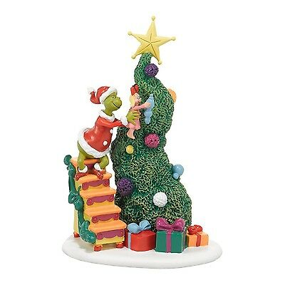 Department 56 Grinch Villages it Takes Two Grinch and Cindy Lou Accessory... New