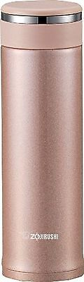 Zojirushi Stainless Steel Travel Mug with Tea Leaf Filter 16-Ounce/0.46-L... New