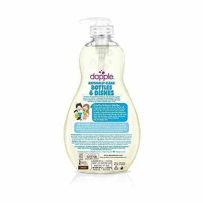Dapple Baby Dish Liquid Fragrance Free New