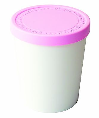 Tovolo Sweet Treats Tub Pink Set of 1 New