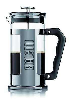 Bialetti 6702 1L French Press Bold Coffee Maker 8 Cup New