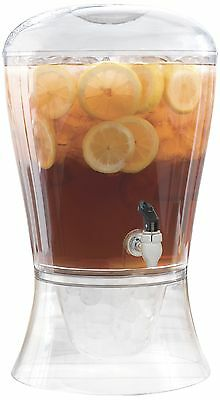 CreativeWare RM-BEV01 Poly Prop Beverage Dispenser 3-Gallon Unbreakable B... New