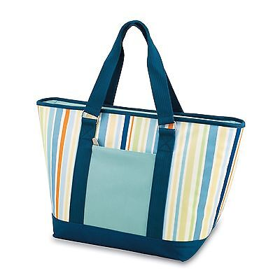 Picnic Time Topanga Insulated Cooler Tote St. Tropez New