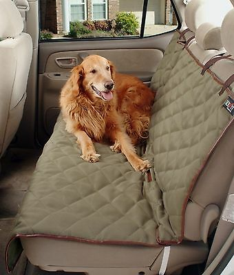 Solvit 62283 Deluxe Bench Seat Cover for Pets New