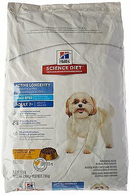 Hill's Science Diet Canine Mature Adult 7+ Active Longevity Small Bites D... New