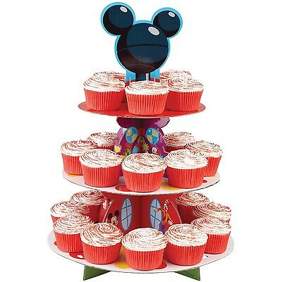 Wilton 1512-7070 Mickey Mouse Clubhouse Treat Stand New