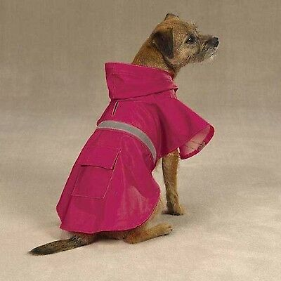 Guardian Gear Brite Rain Jacket X-Large Raspberry New