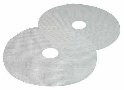 Nesco MS-2-6 Set of 2 Large Clean-A-Screen for FD-1010/FD-1018P/FD-1020 D... New