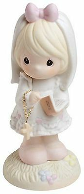 "Precious Moments ""This Day Has Been Made In Heaven"" Figurine New"