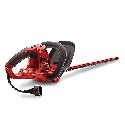 Toro  22-Inch Corded Hedge Trimmer New