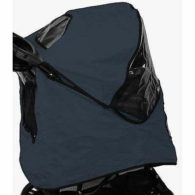 Pet Gear PG8350BSWC Weather Cover for AT3 Generation II Pet Stroller Blue... New