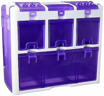 Wilton Ultimate Tool Caddy Purple New