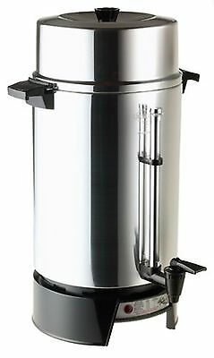 West Bend 33600 100-Cup Commercial Coffee Urn New