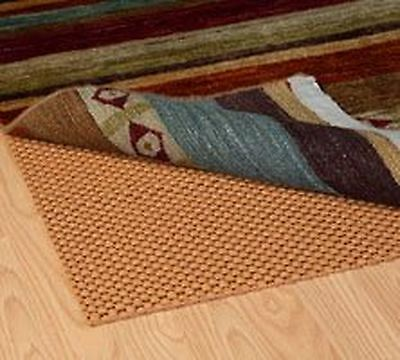 Grip-It All Stop Cushioned Non-Slip Rug Pad for Rugs on Hard Surface Floo... New