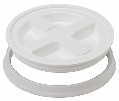 Gamma Seal Lid White New