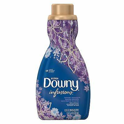 Downy Ultra Infusions Lavender Serenity Fabric Softener New