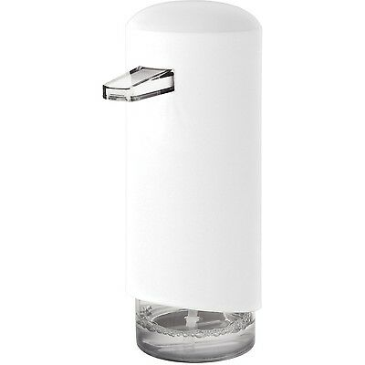 Better Living Products Foam Soap Dispenser White New