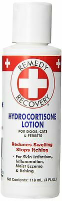 Cardinal Remedy Plus Recovery Hydrocortisone Lotion .05-Percent for Dogs ... New