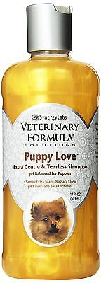 Veterinary Formula Solutions Puppy Love Extra Gentle and TearlessShampoo ... New