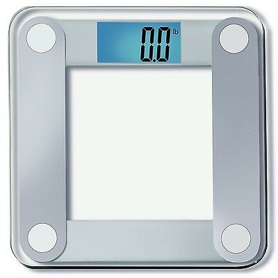 EatSmart Precision Digital Bathroom Scale with Extra Large Backlit 3.5-In... New