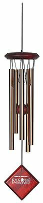 Woodstock Chimes Encore Collection Bronze Chimes of Mercury Windchime New
